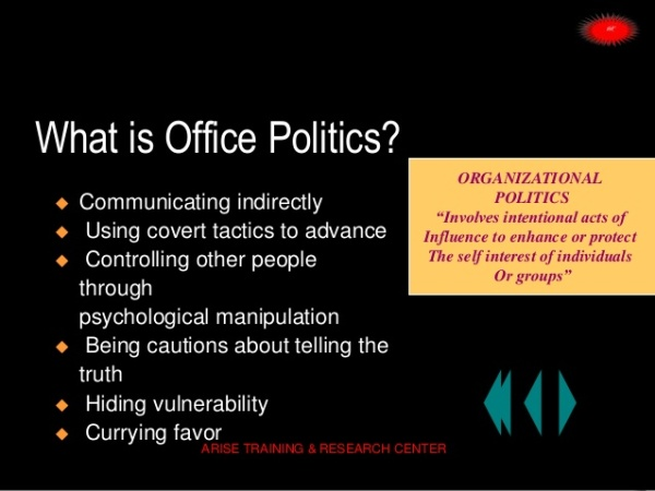winning-office-politics-roby-vincent-4-638
